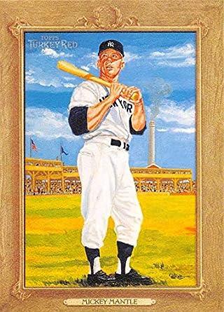 2010 Topps Chrome #7 Mickey Mantle New York Yankees Verzamelkaarten: sport Honkbal C