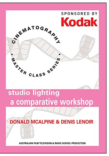 Kodak Cinematography: Studio Lighting A Comparative Workshop with Dennis McAlphine and Denis Lenoir