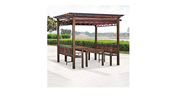 Gazebo de muebles de jardín Jardín Gazebo, Patio Pabellón ...