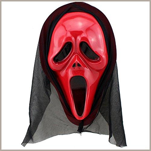 [Hot Halloween Mask Props Terrorist Monolithic Devil (7 #)] (Hot Halloween Costumes Devil)