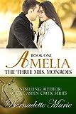 Amelia (The Three Mrs. Monroes Book 1)
