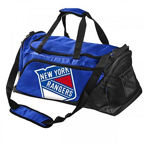 New York Rangers Locker Room Collection Duffle Bag - Medium