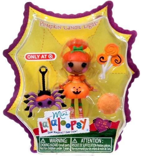 Mini Lalaloopsy Exclusive Pumpkin Candle Light