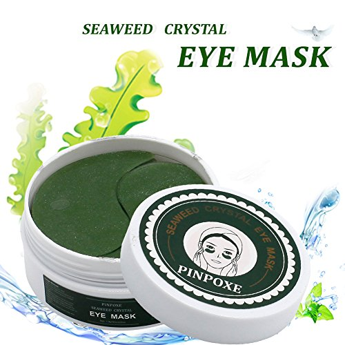 51PRjg28P0L - Under Eye Pads, Collagen Eye Mask, Eye Treatment Mask, Puffy Eyes, Eye Patches, Natural Eye Mask with Anti Aging,Dark Circles and Puffiness, Anti Wrinkle, Moisturizing, (30 Pairs)