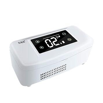 Kievy Medicina portátil Refrigerador Radiador Congelador Mini ...