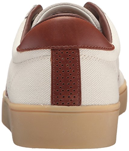 spencer canvas/suede - Coloris - light ecru, Matiere - textile/cuir, Taille - 40