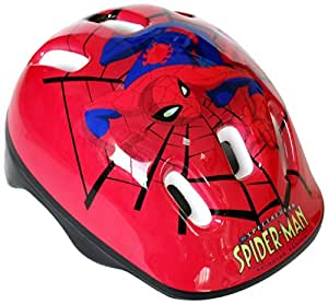 The Spectacular Spider-Man - Casco de bicicleta (Saica Toys 7550)