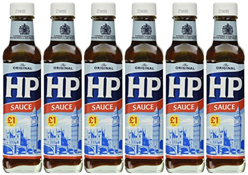 Hp Sauce 9oz 6pk (Best Supermarket Bbq Sauce Uk)
