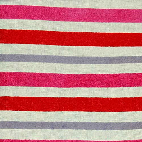 Prestige Furnishings Futon Cover - Premium Cotton Print Q14 - Handmade in USA - Queen (60