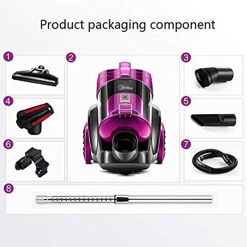 Aspirateur sans fil Aspirateur domestique des petits Mini puissant portable de haute puissance Silencieux Mite Nettoyage Aspirateur 388X248X307mm puissant aspirateur à main