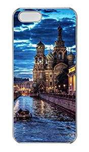 iPhone 6 4.7 Case, Unique Custom Design Russia Hard PC Clear Protective Case Cover for iPhone 6 4.7