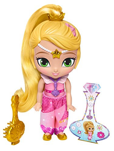 Fisher Price Sheets (Fisher-Price Nickelodeon Shimmer & Shine, Genie Disguise Leah)