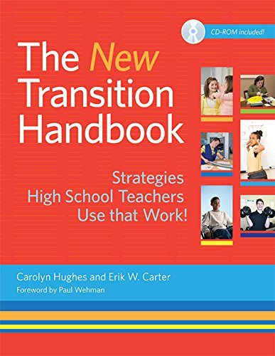 The New Transition Handbook: Strategies High School Teachers Use that Work!