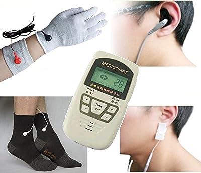 Tinnitus Treatment Solutions Medicomat-10TI Tinnitus Symptoms Causes Relief Acupuncture Tinnitus Help