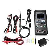 Oscilloscope Digital Multimeter, Oscilloscope Hantek2D72/2D42 USB Handheld Oscilloscope 70MHz/40MHz Digital Oscilloscope + 25M Signal Generator, AC100-240V 2 Channels Oscilloscope