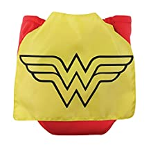 Bumkins DC Comics Caped Diaper, Wonder Woman