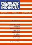 Politik und Wirtschaft in Denglish Usa, , 3531117394