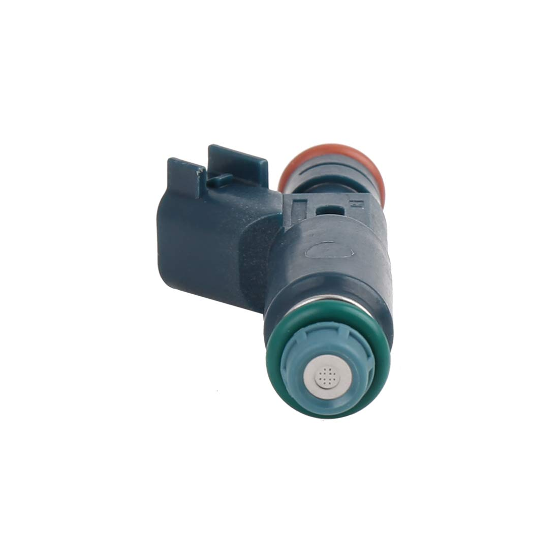 X AUTOHAUX Car Fuel Injector VP4M8G-BA LF62-13-250 DC 12V for 2004-2009 Mazda 3 2.0L 2.3L I4