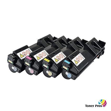 Amazon.com: Toner Pros - Cartucho de tóner compatible con ...