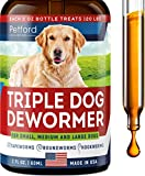 Best Dog Wormers - Triple Dog Dewòrmer - Made in USA Review