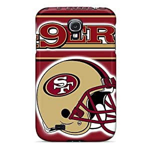 diy phone caseFirst-class Case Cover For Galaxy S4 Dual Protection Cover San Francisco 49ersdiy phone case