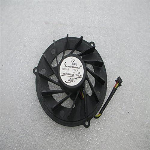 laptop cooling fan for Packard Bell Easynote LJ65 LJ71 LJ75 LJ65 LJ61 AD5505HX-EB3 KAKC03 ADDA DC 5V 0.18A