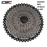 11-36/11-40/11-42/11-46 Teeth Sunshine 10 Speed MTB Moutain Bike Cassettes Freewheels