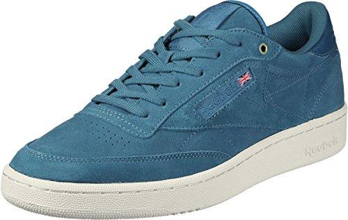 Azul Reebok C Marino 85 Club azul Mcc qI1I4f