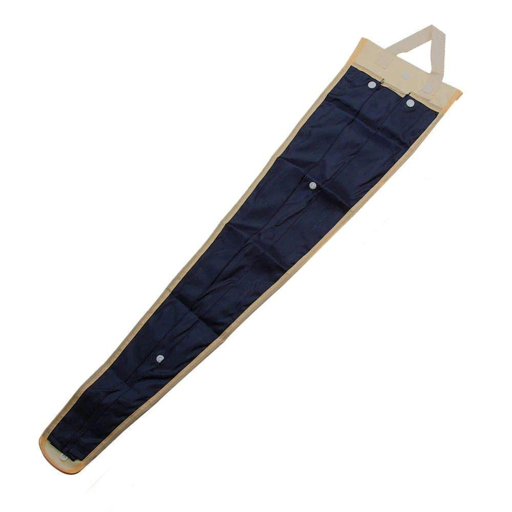 Dunkelblau//Beige verstellbar EROSPA/® Auto KFZ Regenschirm-Ablage-Tasche Organizer