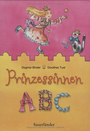 Prinzessinnen-ABC