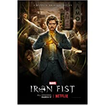 Finn Jones 8inch x 10inch PHOTOGRAPH Iron Fist (TV Series 2017 - ) Portrait View Title Poster kn