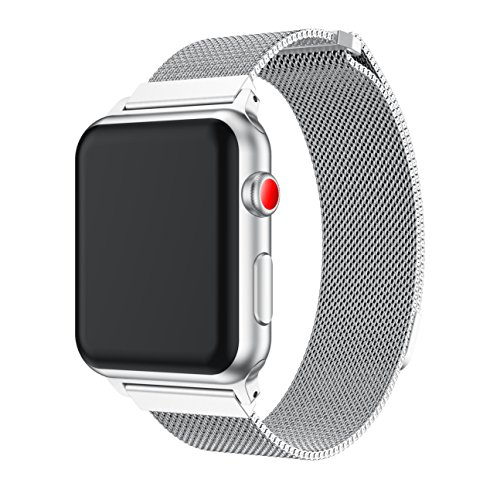 Apple Watch Band, YaSpark Soft Silicone Replacement Sports B