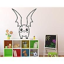 Digimon Japanese Cartoons Wall Decal Vinyl Sticker Home Interior Living Room Decor Door Stickers Housewares Design Anime Manga Kids Children Room Idea Bedroom Custom Decals 16(dgm)