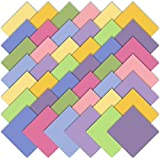 Moda Basics Bella Solids 30's Colors Charm Pack, Set of 42 5-inch (12.7cm) Precut Cotton Fabric Squares