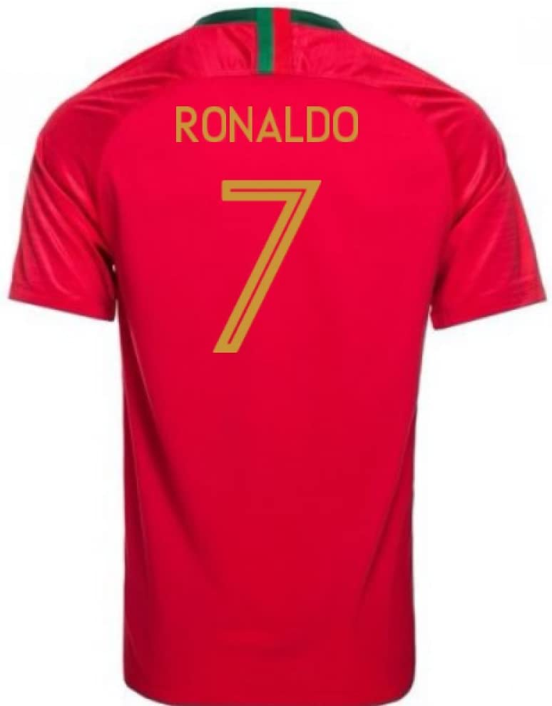 2018-2019 Portugal Home Nike Football Soccer T-Shirt Camiseta ...