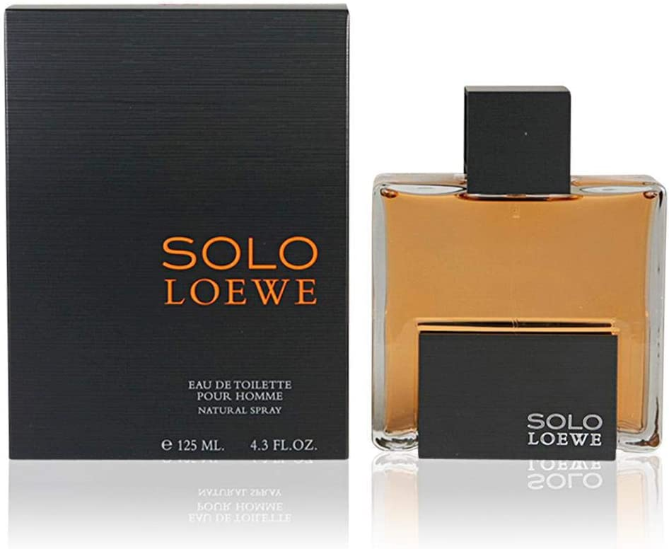 Loewe Solo Loewe Eau de Toilette Vaporizador 50 ml