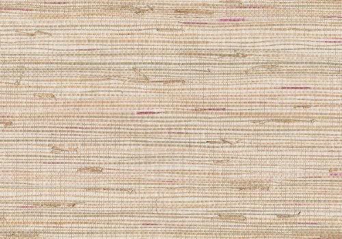 Brewster 53-65600 36-Inch by 288-Inch Kazuki - Hand Weaved Grasscloth Wallpaper, Mixed Color