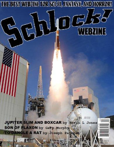 Schlock! Webzine Vol. 6, Issue 11
