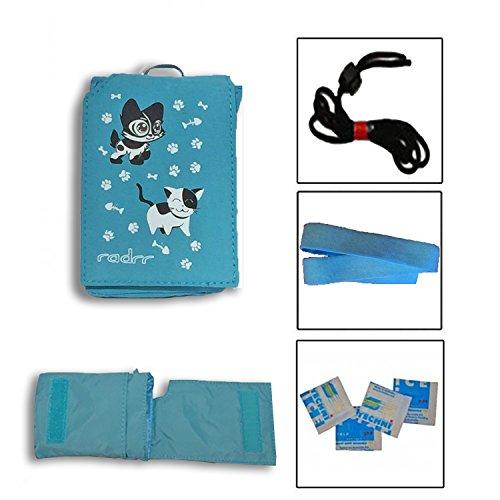 Insulin Pump Universal Case - Kawaii Pets Design