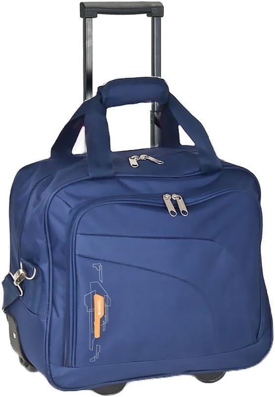 GABOL Maleta de Cabina Week Blanda Capacidad de 22 L, Adultos Unisex, Azul (Azul)