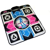 Two Dance Dance Revolution Dance Pads for PS2
