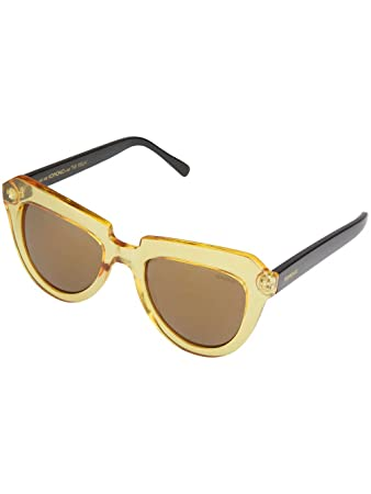 KOMONO Damen Sonnenbrille Stella Metal Tortoise/Rose Gold 4pTGKn