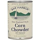 Bar Harbor, Soup, Corn Chowder, New England, 15 oz by Bar Harbor