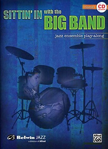 Sittin' In with the Big Band, Vol 1: Drums, Book & ()