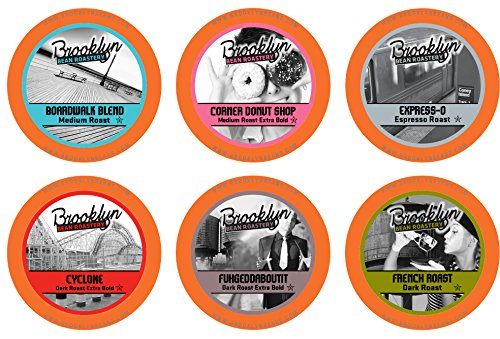 Brooklyn Beans Variety Single Cup Brewers