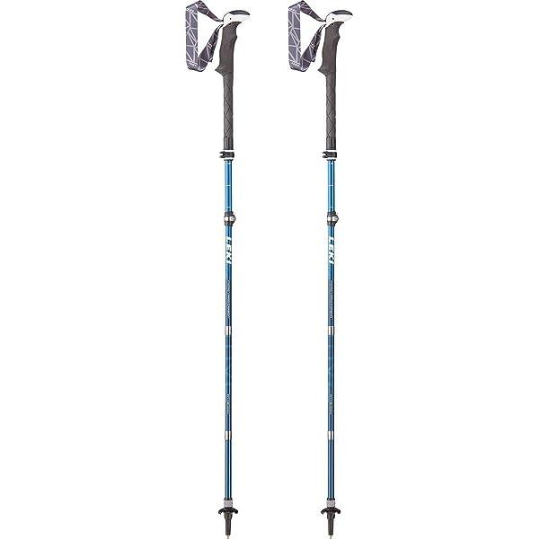 Leki Micro Vario Carbon Antishock Walking Pole Pair