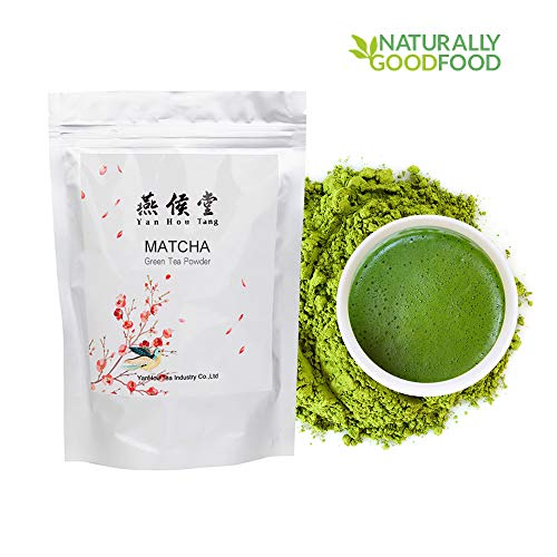 Good matcha powder