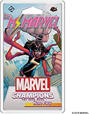 Fantasy Flight Games Marvel Champions: LCG: Ms. Marvel Hero Pack, Various