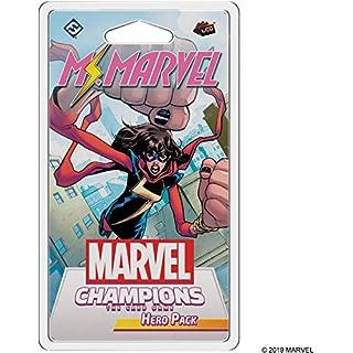 Fantasy Flight Games Marvel: Ms. Marvel Hero Pack