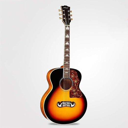 Loivrn Guitarra 42 pulgadas Balada Principiante Chica Sección ...